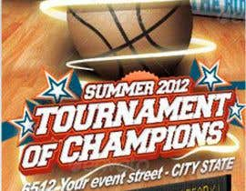 #2 for Professional Basketball Camp flyer by yoligranacar