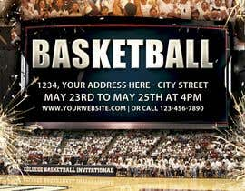 #9 for Professional Basketball Camp flyer by yoligranacar