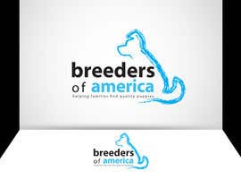 #1 for Logo Design for Breeders of America af vigneshsmart
