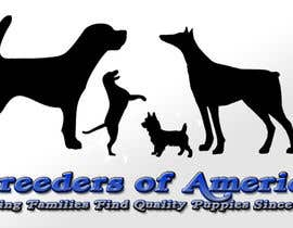 #4 para Logo Design for Breeders of America por yancydionne