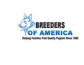 #72 para Logo Design for Breeders of America por Designerslook