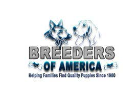 #86 cho Logo Design for Breeders of America bởi Designerslook