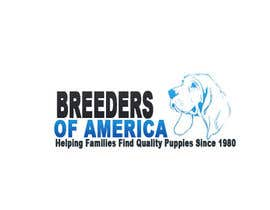 #79 para Logo Design for Breeders of America por Designerslook