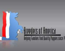 #6 para Logo Design for Breeders of America por ppludor