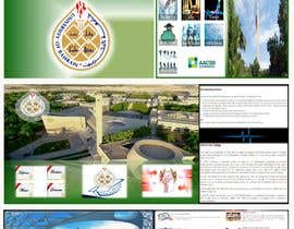#13 for Create a professional PowerPoint Template to represent a university by asifnaim