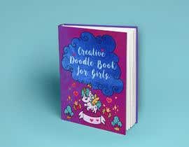 #28 για Creative Doodle Book for Girls Book Cover από hristina1605