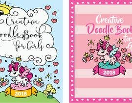 #31 για Creative Doodle Book for Girls Book Cover από NewSeedStudio17