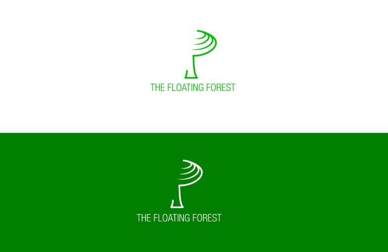 Inscrição nº 309 do Concurso para Logo Design for The Floating Forest