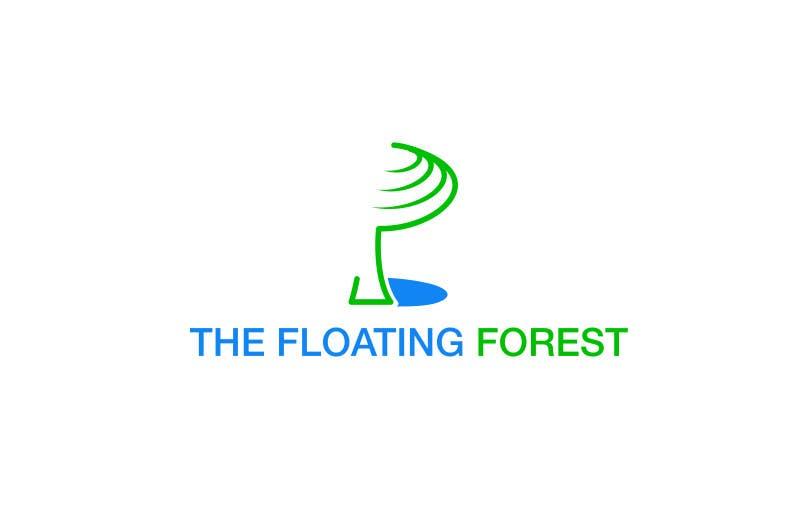 Inscrição nº 312 do Concurso para Logo Design for The Floating Forest