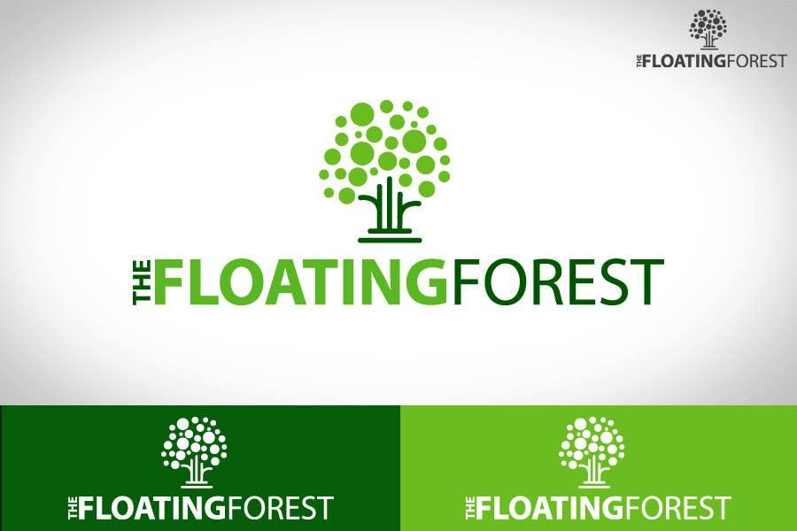Inscrição nº 262 do Concurso para Logo Design for The Floating Forest