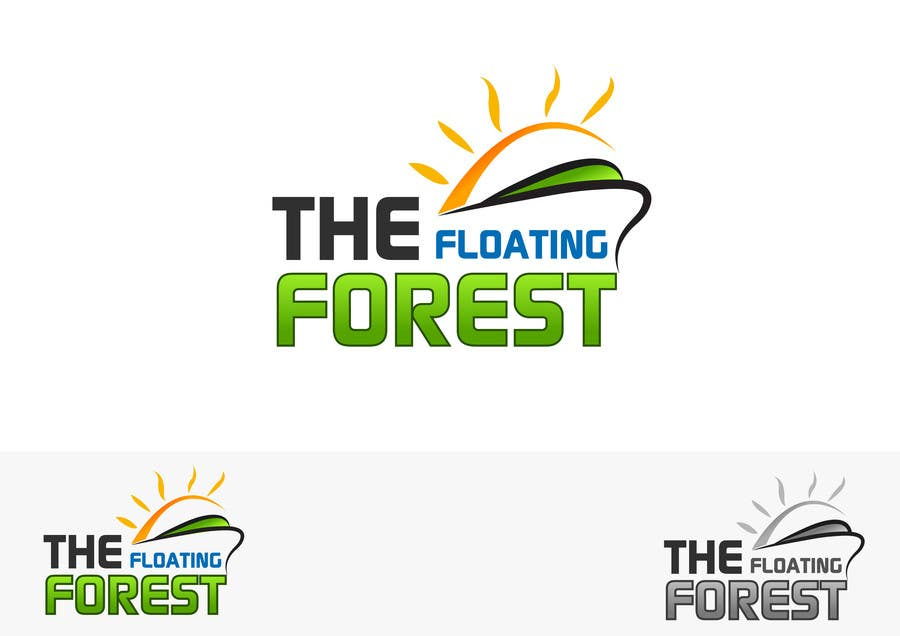 Inscrição nº 323 do Concurso para Logo Design for The Floating Forest