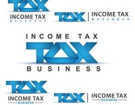 orangethief tarafından Design a Logo for income tax business için no 17