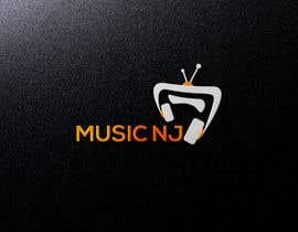 Nro 68 kilpailuun Design a logo for my new company - MUSIC NJ käyttäjältä RashidaParvin01