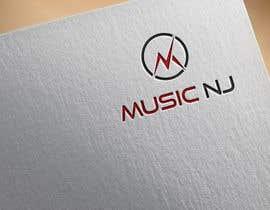 Nro 154 kilpailuun Design a logo for my new company - MUSIC NJ käyttäjältä RBAlif