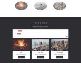 #19 för Website Homepage Redesign PSD Only av ganupam021