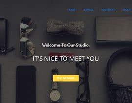 #12 för Website Homepage Redesign PSD Only av fah58b908349b8f2
