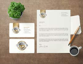 mahmudkhan44 tarafından Design Letterhead, stamp, business cards, ...etc for a new establishment için no 10