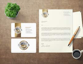 #12 pentru Design Letterhead, stamp, business cards, ...etc for a new establishment de către mahmudkhan44