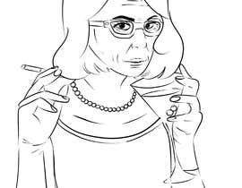 #3 for Cartoon / Caricature line drawing af erickaeunicewebb