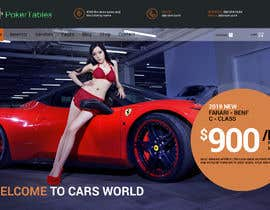 #3 for Design a landing page for my website with no functionality af sb1260385