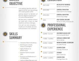 #11 for Resume Document by juancarlosvlez