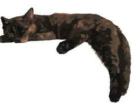 Nro 16 kilpailuun Draw/paint my cat käyttäjältä Hephaestusent