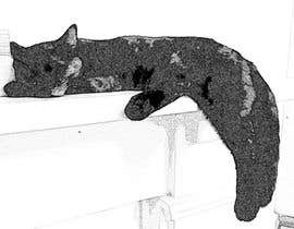 Nro 2 kilpailuun Draw/paint my cat käyttäjältä Ahsanreal