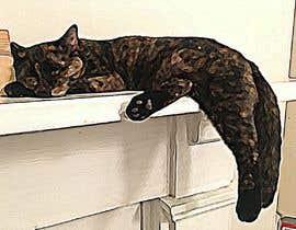 Nro 3 kilpailuun Draw/paint my cat käyttäjältä Ahsanreal