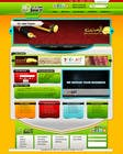 Graphic Design Konkurrenceindlæg #74 for Website Design for Qatar IT