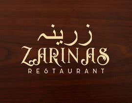 ovaisahmed4 tarafından Logo for Name board - Name of the restaurant is Zarinas  I would prefer a black background , however not specific on it , suggestions are welcome. için no 68