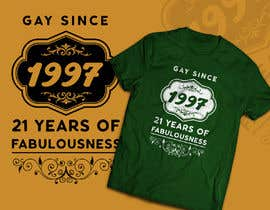 #21 for LGBT T Shirt Design by Tonmoydedesigner
