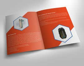 #35 untuk Design a A4 - 12 Page - MaxiPit Brochure oleh azgraphics939