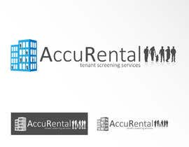 nº 390 pour Logo Design Contest for AccuRental par stephltx