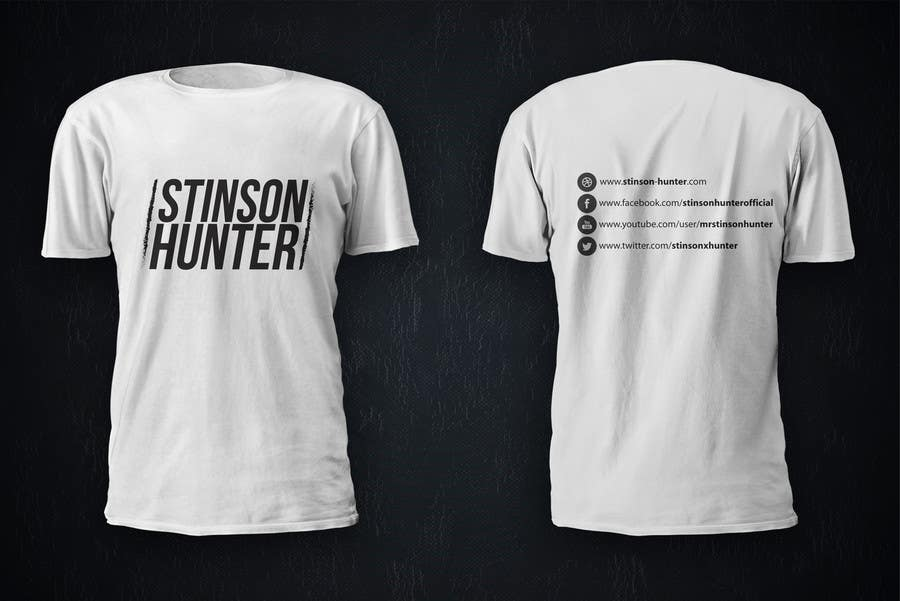 Entry 35 By Vectormedia For Simple Plain Text Logo For T Shirt