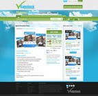 Graphic Design Konkurrenceindlæg #19 for Website Design for Raincheck