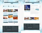 Graphic Design Entri Peraduan #30 for Website Design for Raincheck