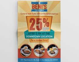 nº 12 pour Graphic Design - Promo Flyer - Benis par graphicboxmaster