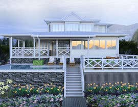 #26 for house plan 3d rendering af ARVANZ
