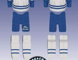 #4 for Create Hockey Jersey Design Concepts af srdjan96