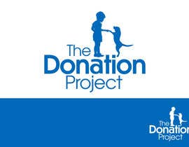 #193 untuk Logo Design for The Donation Project oleh neXXes