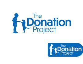 #194 untuk Logo Design for The Donation Project oleh neXXes