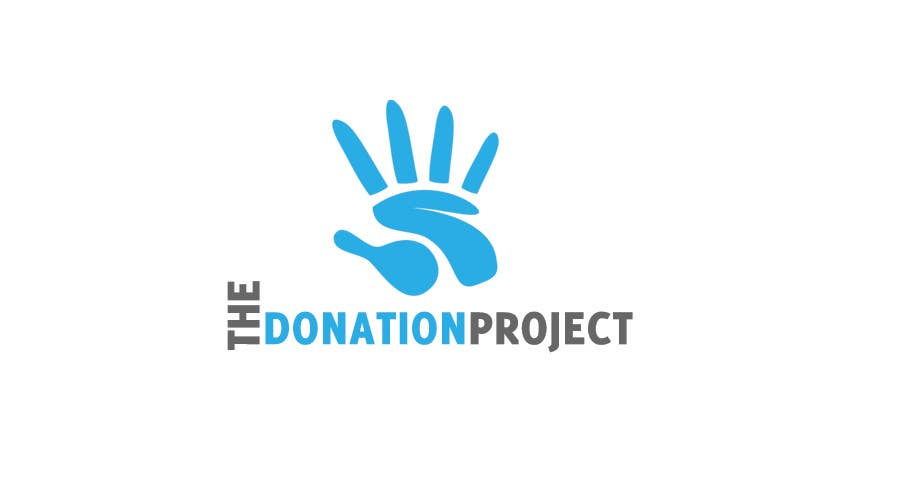 #103 for Logo Design for The Donation Project by creativegenius0