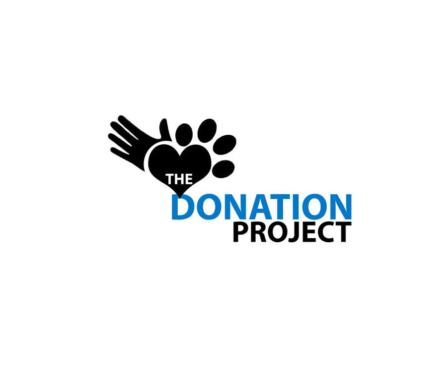#130 for Logo Design for The Donation Project by venug381