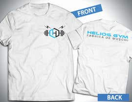 #2 untuk Who wants to design some cool T-shirts for a gym ? oleh srdjan96