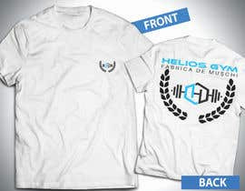 srdjan96 tarafından Who wants to design some cool T-shirts for a gym ? için no 3