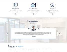 #42 for Design a website for a Builder/Carpenter af rosepapri