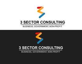 """Nro 35 kilpailuun The business name is """"3 Sector Consulting."""" käyttäjältä Abhiroy470"""