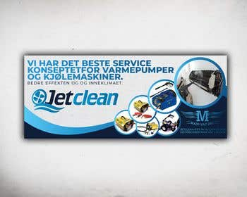 Kuva                             Design a banner for Jetclean
