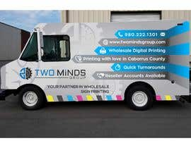 #18 for Design Van Vehicle Wrap for AWESOME company! af imagencreativajp