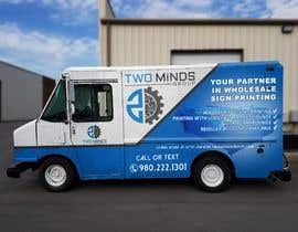 #29 for Design Van Vehicle Wrap for AWESOME company! af jbktouch